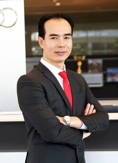 Thạc sĩ NGUYỄN PHÚ TÂN - Nhà sáng lập Công ty JBMC