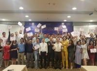 Hoa hậu biển NINH HOÀNG NGÂN với THUYẾT TRÌNH CHUYÊN NGHIỆP JBMC & VCCI
