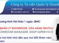 Hội thảo: GIÁM ĐỐC CHI NHÁNH, QUẢN LÝ SHOWROOM, CỬA HÀNG TRƯỞNG. Tổ chức ngày 30/11/2019 tại VCCI Đà Nẵng