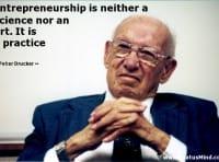 Giáo sư Peter Drucker - cha đẻ của Quản trị Kinh doanh hiện đại - nói gì về Giao tiếp và Thuyết trình (Presentation Skills)