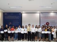 Lãnh đạo VINCAPITAL và THACO với KIỂM TOÁN NỘI BỘ, KIỂM SOÁT NỘI BỘ VÀ QUẢN TRỊ RỦI RO JBMC & VCCI