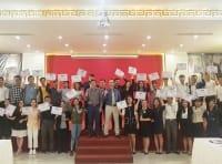 HỘI DOANH NHÂN TRẺ HUẾ & JBMC tổ chức Hội thảo LÀM CHỦ DOANH NGHIỆP THÀNH CÔNG