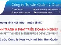 Hội thảo: TÁI CẤU TRÚC ĐỂ CẠNH TRANH & PHÁT TRIỂN DOANH NGHIỆP.  Tổ chức ngày 10/11/2019 tại VCCI Đà Nẵng