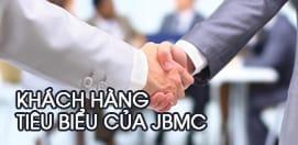 Khách hàng Tiêu biểu của JBMC