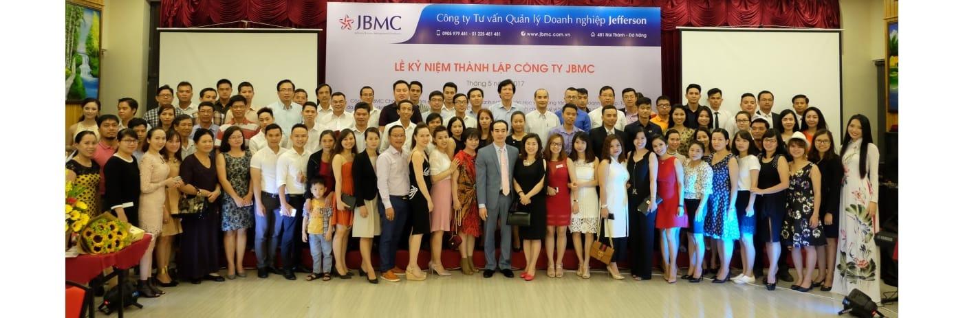 Kỷ niệm thành lập công ty JBMC