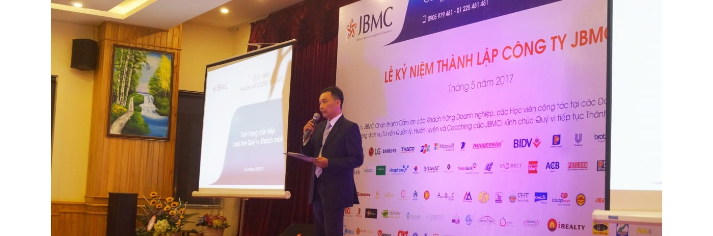 Tiec JBMC - Anh Hải