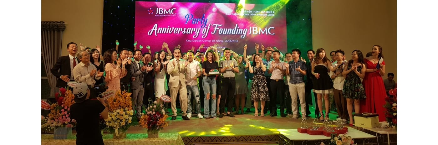 Party Anniversary of Founding 25/05/1018