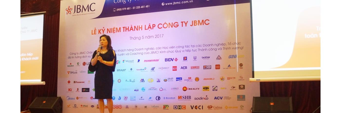 Tiec JBMC - Chi Anh