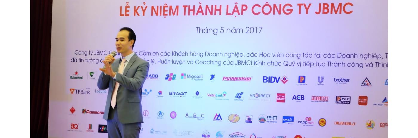 Tiec JBMC - Anh Tan