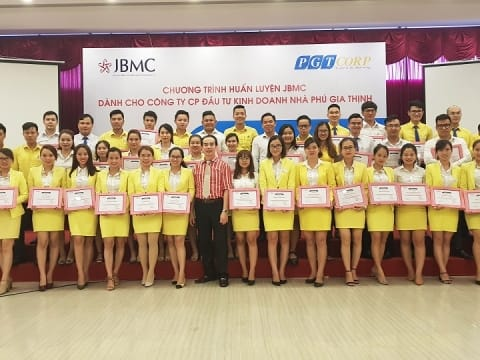 Corporate Training-PHU GIA THINH-TQMA-05 18-06-17