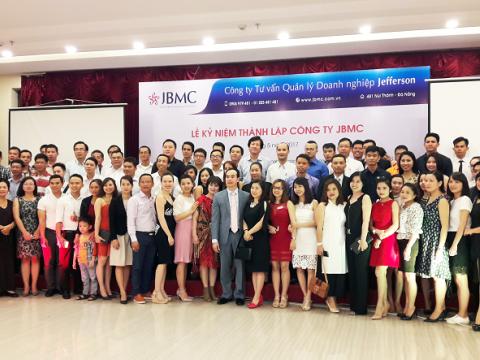 Kỷ niệm Thành lập Công ty JBMC - 2017.05.26