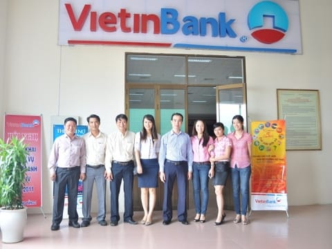 Corporate Training - Ngân hàng Vietin Bank