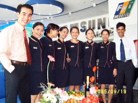 Huấn luyện Quản lý Siêu thị & Quản lý Showroom