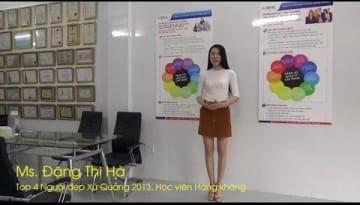 Video-Nhận xét-Đặng Thị Hà-khóa Marketing JBMC