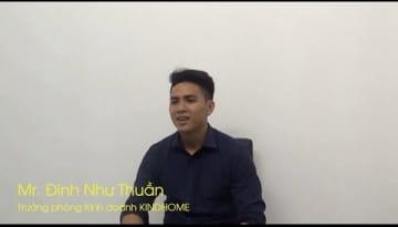 Video-Nhận xét-Đinh Như Thuần-khóa Kế hoạch Bán hàng JBMC