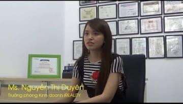 Video-Nhận xét-Nguyễn Thị Duyên-khóa Bán hàng JBMC