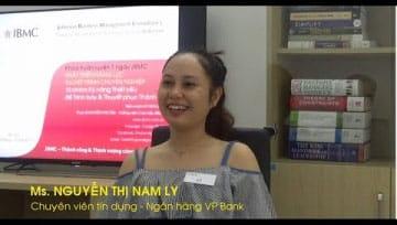 Video-Nhận xét-Nguyễn Thị Nam Ly-khóa Thuyết trình Chuyên nghiệp JBMC