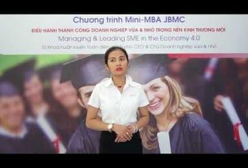 Video - Nhân xét - Nguyễn Thị Lệ Hà - Team Leader THACO MAZDA