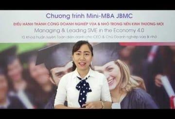 Video - Nhân xét - Đặng Trần Ngọc Linh - PGĐ PGD Ngân hàng SCB