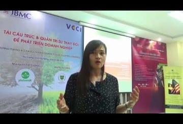 Video – Nhận xét - Ms. PHẠM THỊ THANH THỦY - Phó phòng Marketing & QLCL - Công ty Masco