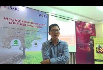 Video – Nhận xét - Mr NGUYỄN TUẤN ANH – Phó Giám đốc – Công ty CP SQ Việt Nam
