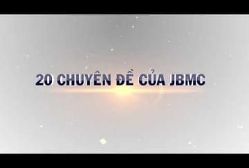 III. Sản phẩm Training  & Dịch vụ Tư vấn Quản lý JBMC-17-11-18