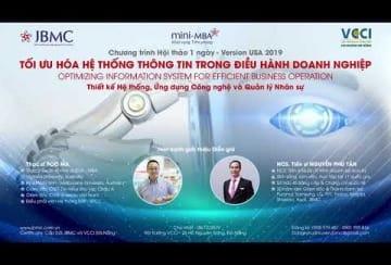 Clip-He thong Thong tin Doanh nghiep JBMC-Hoa Ky-2019.12.08