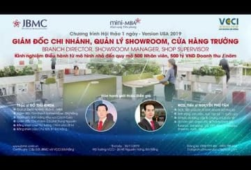 Clip-Giam doc Chi nhanh, Showroom JBMC-Hoa Ky-2019.11.30