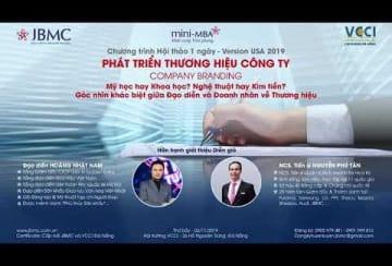 Clip-Thuong hieu Cong tỵ JBMC-Hoa Ky-2019.11.03