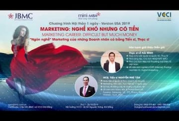 Clip-Chuong trinh Mini-MBA JBMC-Phien ban Hoa Ky-2019.10.06