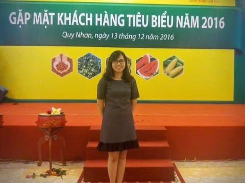Kinh nghiệm làm việc của Thạc sĩ NGÔ HOÀNG THÚY VÂN