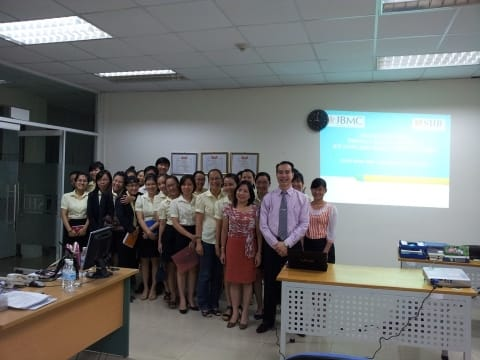 Corporate Training - Ngân hàng SHB