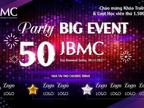Party BIG EVENT 50 JBMC-Zen Diamond Suites-30-12-2017