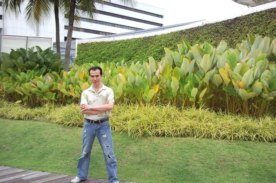 Du học Australia & Singapore của NCS. Tiến sĩ NGUYỄN PHÚ TÂN