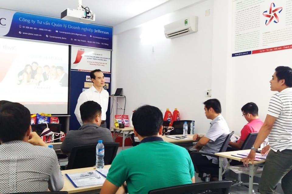 Marketing để Nâng cao Doanh số & Phát triển Thương hiệu - 28/05/2017