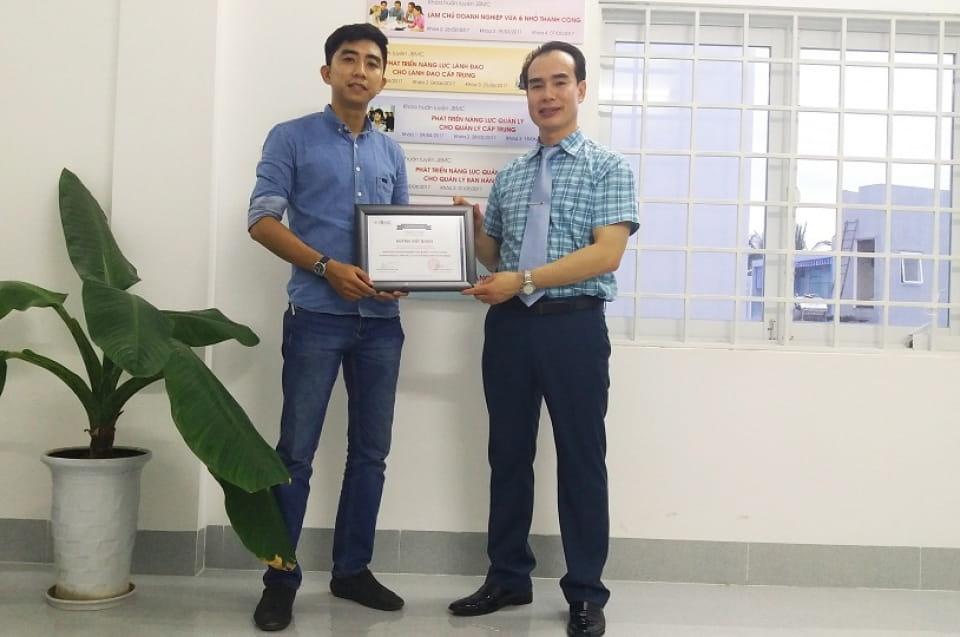Làm Chủ Doanh nghiệp Vừa & Nhỏ Thành công - 14/05/2017