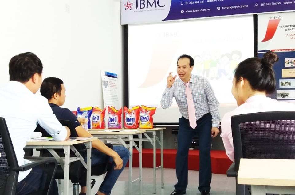 Marketing để Nâng cao Doanh số & Phát triển Thương hiệu - 09/04/2017