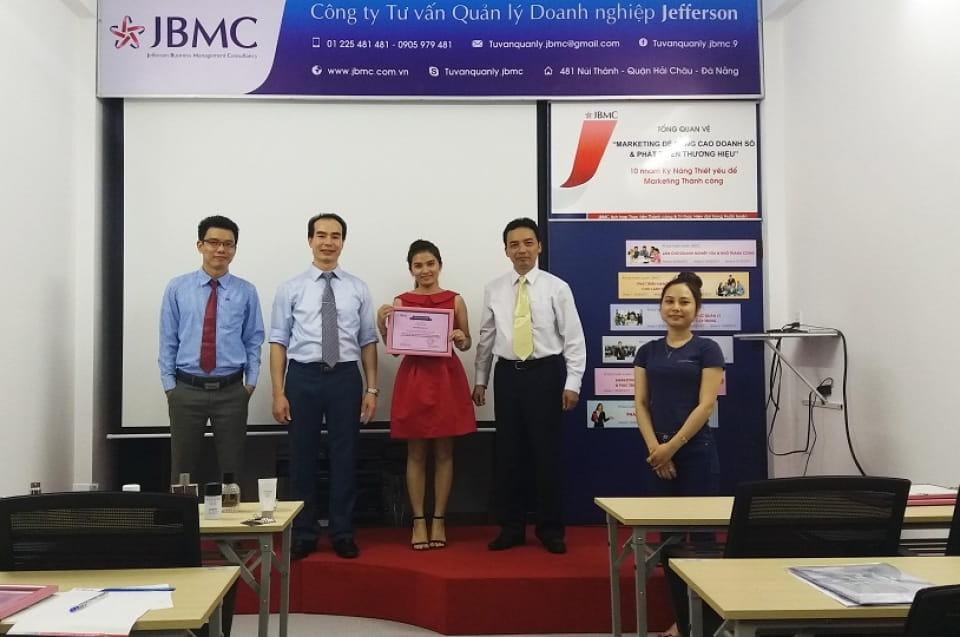 Marketing để Nâng cao Doanh số & Phát triển Thương hiệu - 12/03/2017