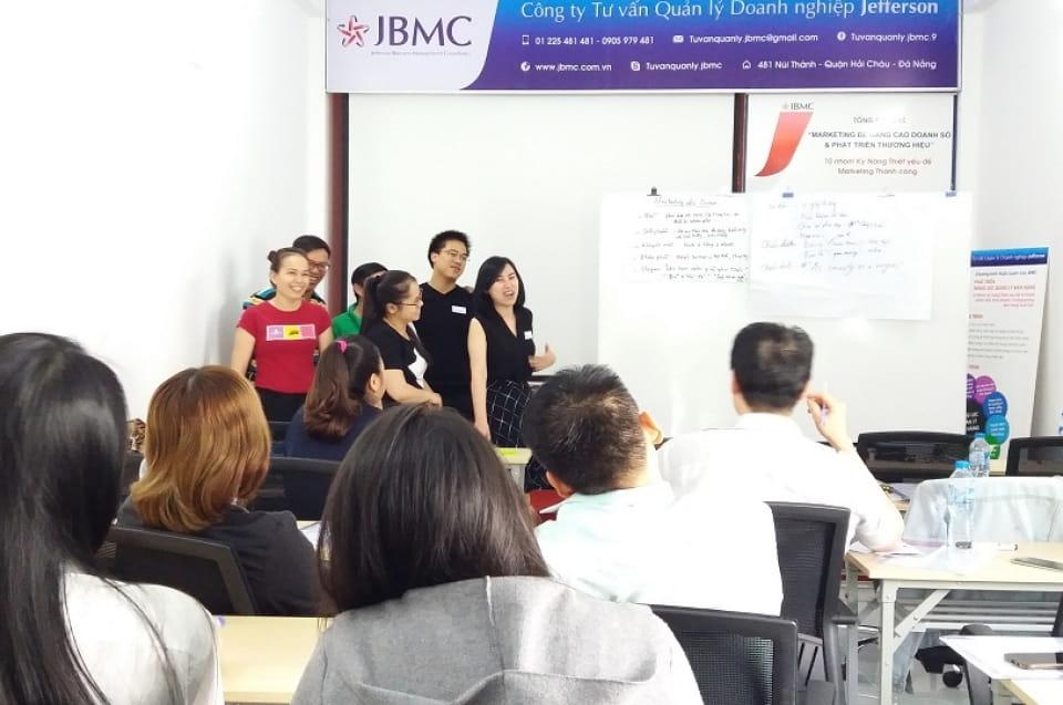 Marketing để Nâng cao Doanh số & Phát triển Thương hiệu - 05/03/2017