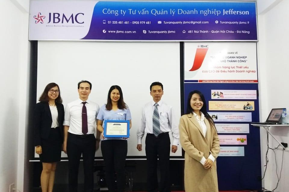 Làm Chủ Doanh nghiệp Vừa & Nhỏ Thành công - 26/02/2017