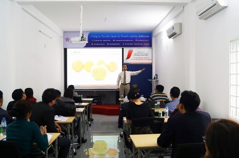 Làm Chủ Doanh nghiệp Vừa & Nhỏ Thành công - 12/02/2017