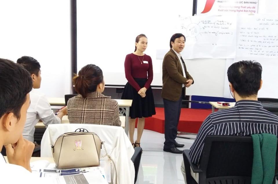 Phát triển Năng lực Bán hàng - 15/01/2017