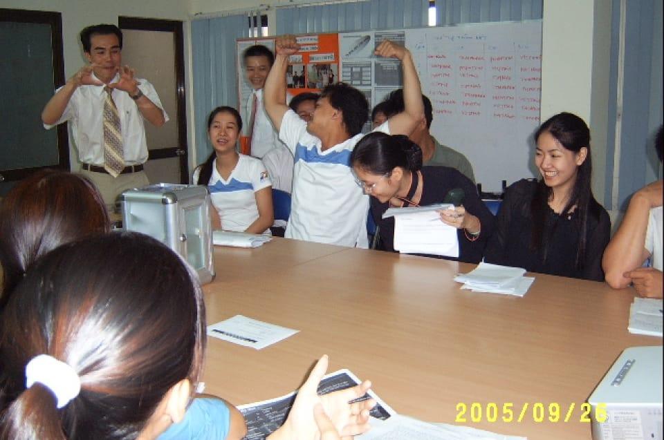 Huấn luyện & Coaching tại Doanh nghiệp của NCS. Tiến sĩ NGUYỄN PHÚ TÂN