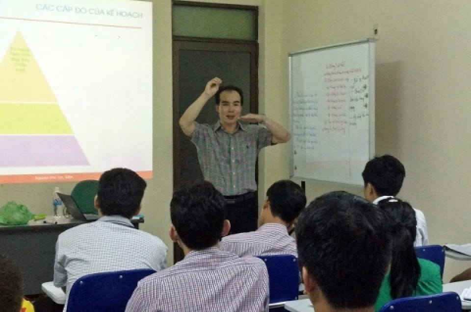 Huấn luyện - Lập Kế hoạch & Triển khai Kế hoạch
