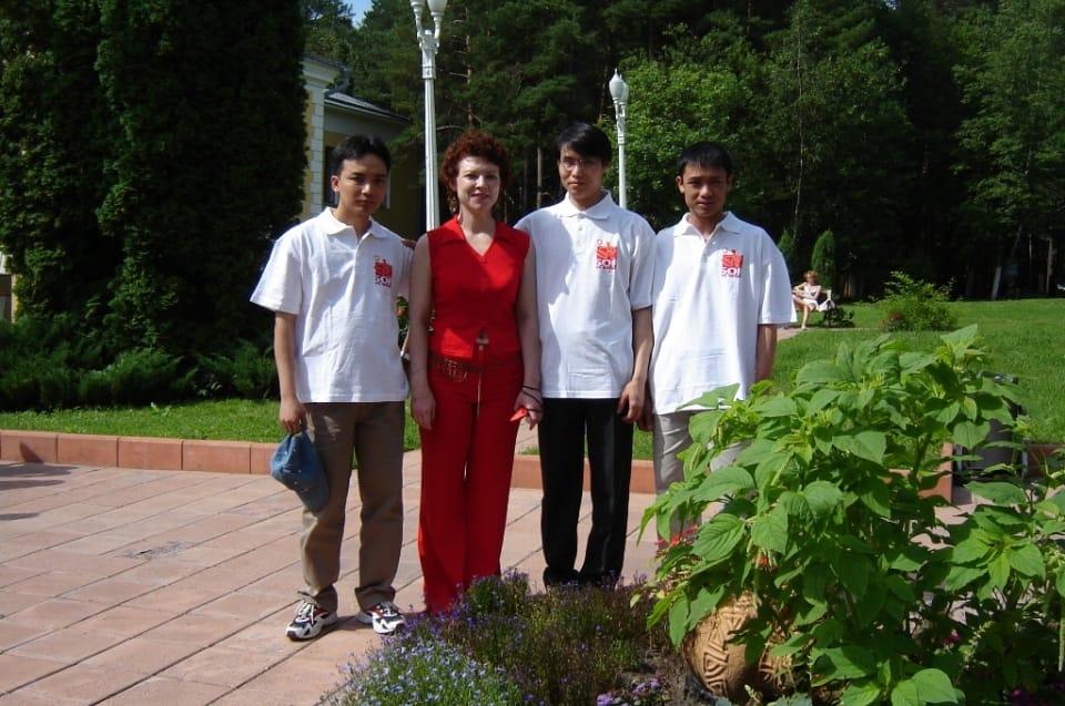 Du học tại Liên bang Nga của Tiến sĩ LƯU HỒNG HẢI