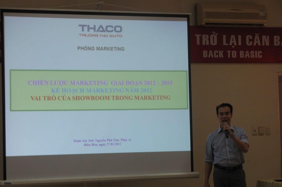 Làm Marketing để Nâng cao Doanh số & Phát triển Thương hiệu