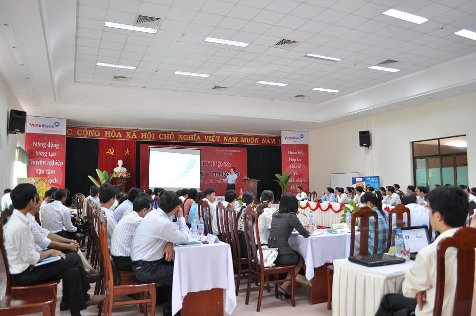 Tổ chức, Tham gia và Thuyết trình tại Hội nghị, Hội thảo của NCS. Tiến sĩ NGUYỄN PHÚ TÂN