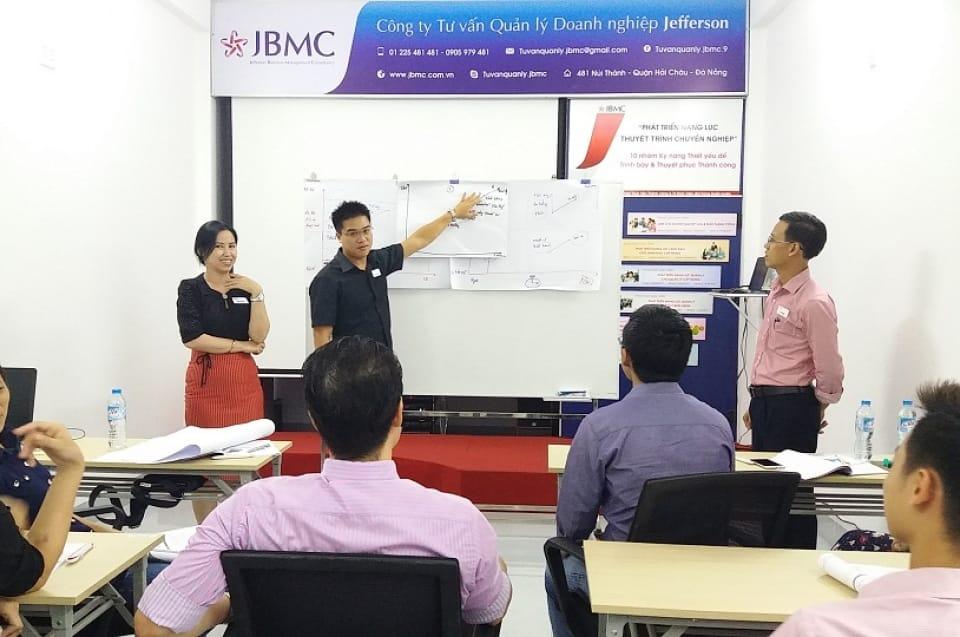 Phát triển Năng lực Thuyết trình Chuyên nghiệp 16-07-17