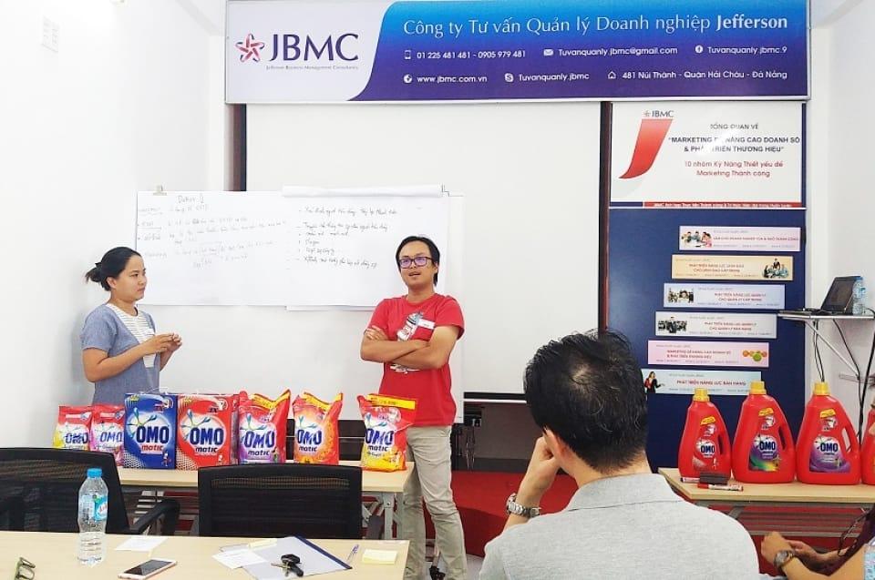 Marketing để Nâng cao Doanh số & Phát triển Thương hiệu - 30/07/17