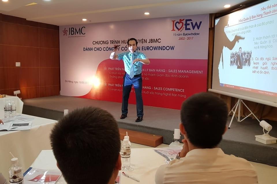 Corporate Training - EUROWINDOW - Năng lực Quản lý Bán hàng - Khóa 02 - 13-08-17